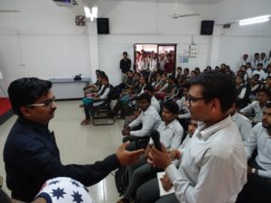 Start up Talk – Acceleration by Mr. Virag Deshmukh