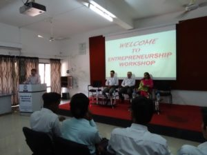 Two days Workshop on Entrepreneurship 10.02.17